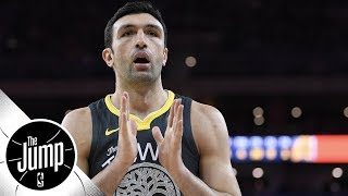 Think Zaza Pachulia fell on Russell Westbrook intentionally?   The Jump   ESPN