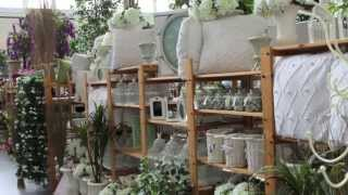 Florist Supplies & Homewares - Tour of our Store - Inspirations Wholesale