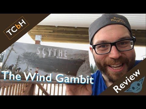 The Cardboard Herald reviews - Scythe: The Wind Gambit