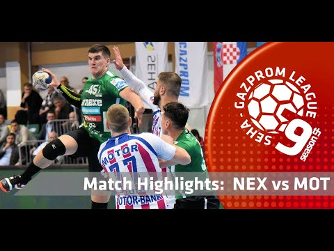 Match highlights: Nexe vs Motor Zaporozhye