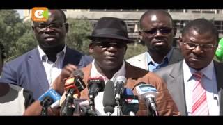 CORD yadai Spika Ethuro alipendelea Jubilee