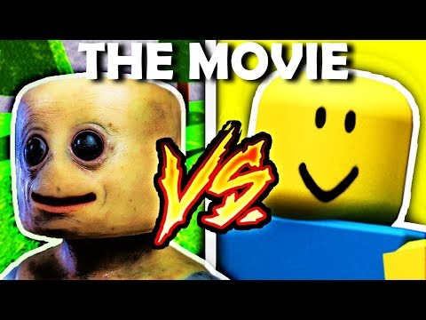 ROBLOX VS REAL LIFE: THE MOVIE