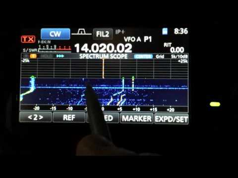 ICOM 7300 Setup, Tweaks and How To Use! | HRCC | STAMP TUBE