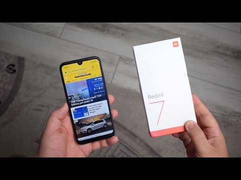 Xiaomi Redmi 7, video Recensione