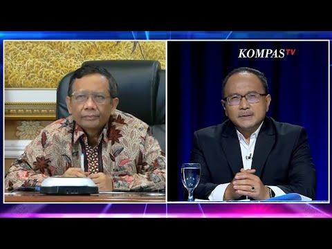 mahfud md tak ada perbedaan komunikasi presiden jokowi dulu dan sekarang- satu meja the forum bag