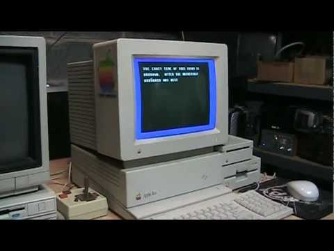 Apple IIGS Woz Limited Edition review