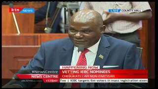 Chebukati confirms the following details in regards to the NYS scam