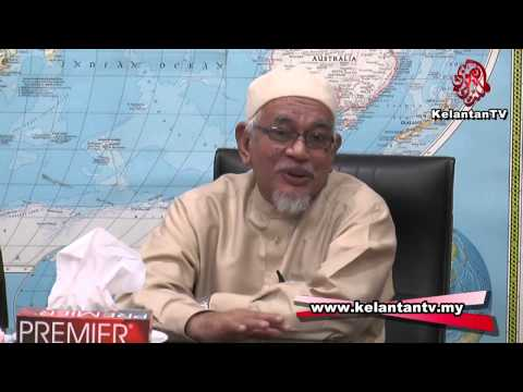 Video TG Haji Hadi Melawat MB dan Exco Kerajaan Negeri Kelantan