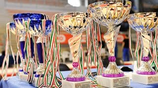 preview picture of video 'Ancona - 1ª giornata Serie A1 2015 GAM/GAF'
