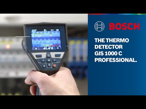 Bosch Thermo Detector GIS 1000 C Professional