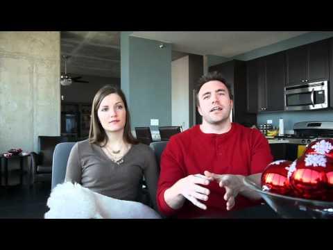 Lauren and Matt's penthouse at 235 Van Buren