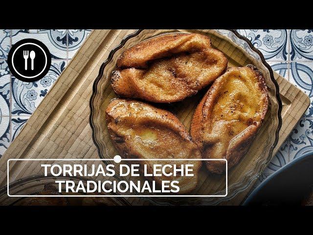 Cómo hacer TORRIJAS de leche tradicionales con dos acabados: Azúcar y canela o Aguamiel | Instafood