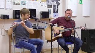 Александр Занин - Блюз. Акустический октябрьский концерт.