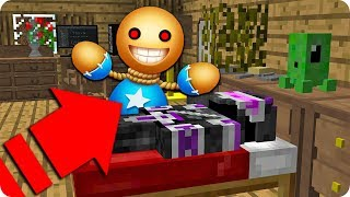 TROLLEO A YOUTUBER DISFRAZADO DE KICK THE BUDDY EN MINECRAFT 😂