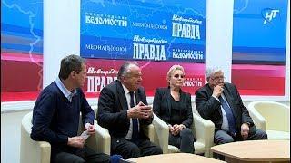 За выборами в Великом Новгороде наблюдали международные эксперты из Франции