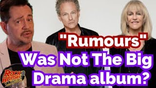 "Lindsey Buckingham Says Fleetwood Mac's Real Drama Album Wasn't ""Rumours"""