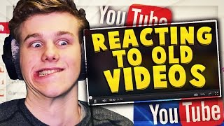 REACTING TO MY OLD VIDEOS! | Lachlan (2000th Video Special)