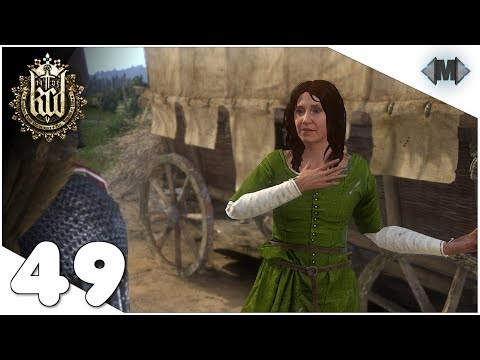 Kingdom Come: Deliverance ★ #49 Der Schal der alten Dirne ★ [Deutsch German Gameplay]