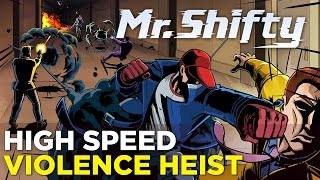 Pat and Simone Play MR. SHIFTY - Punching, Teleporting, Learning, Punching Some More