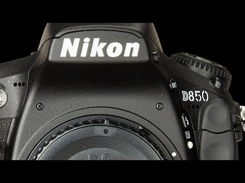 Nikon D850 - Finally a D810 replacement