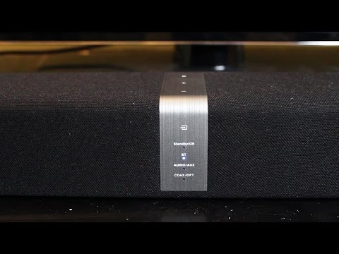 Taotronics Bluetooth Sound Bar Review (TT-SK15)