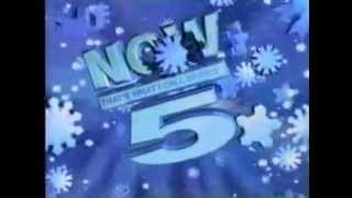 """2000 """"Now That's What I Call Music Vol. 5"""" (US) commercial"""