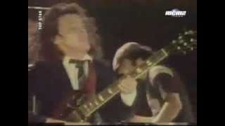 ACDC - Let Me Put My Love Into You (PRO SHOT LIVE FOOTAGE PROMO)