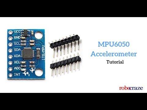 Robocraze MPU-6050 Motion Processing Unit