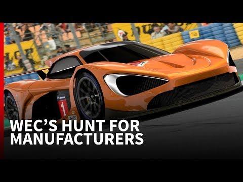 Where McLaren stands on WEC's hypercar revolution