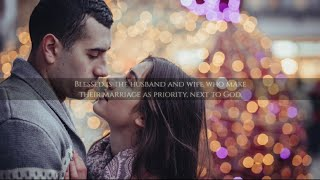 Christian Marriage Quotes || For Husband And Wife  ||  Love Relationship