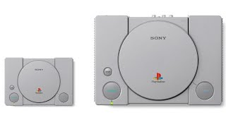 SONY OFFICIALLY ANNOUNCES THE PLAYSTATION CLASSIC CONSOLE!