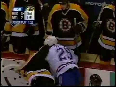 Gino Odjick vs. P.J. Stock