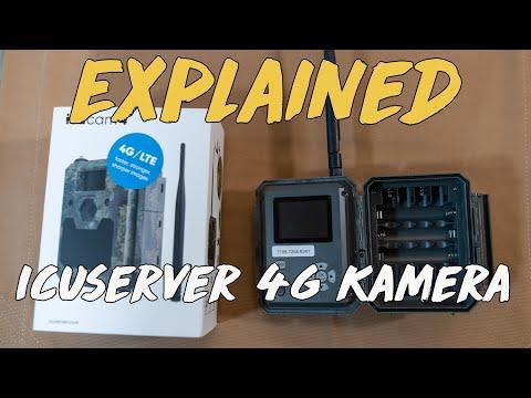 Geartester Explained - ICUserver 4G Wildkamera