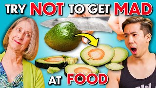 Try Not to Get Mad: Unsatisfying Food Edition