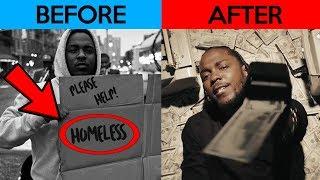 SHOCKING FOOTAGE OF RAPPERS BEFORE FAME! (Kendrick Lamar, Drake, Logic & MORE!)
