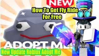 Roblox Adoptme April Fool Update +How To Get Fly Ride For Free!Roblox Adoptme