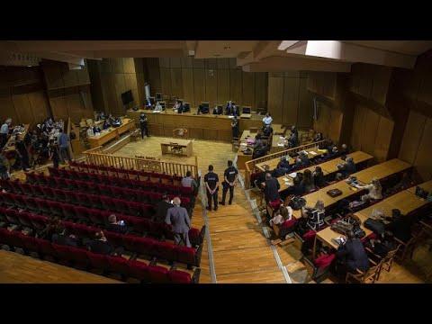 Δίκη Χρυσής Αυγής: Την Τετάρτη η ανακοίνωση των ποινών