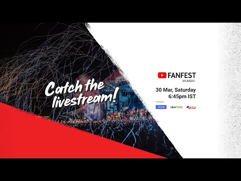Download YouTube FanFest Mumbai 2019 - Livestream HD Mp4 3GP Video and MP3