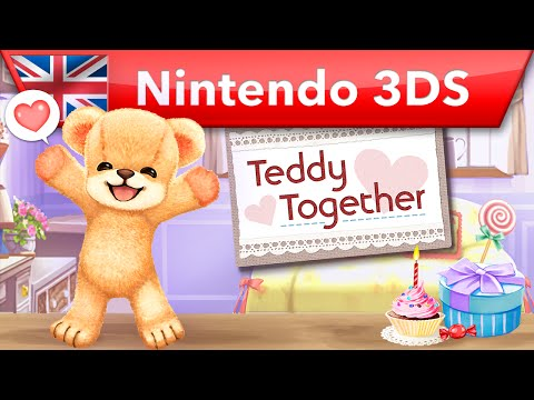 Teddy Together - Trailer (Nintendo 3DS) thumbnail
