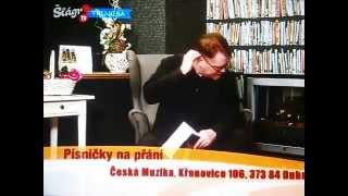 """Trapas Šlágr TV - """"pí*ovina vole"""" přímo ve vysílání"""