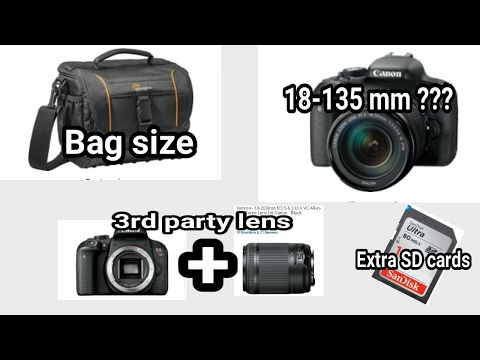 Canon EOS 800D vs 77D vs 80D — which is the best DSLR for