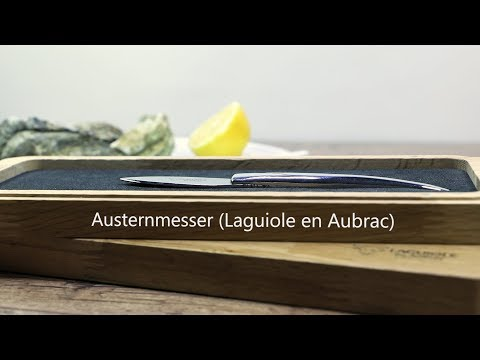 Austernmesser - Laguiole en Aubrac
