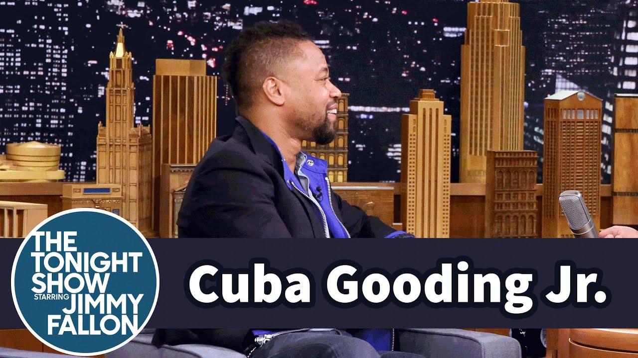 Cuba Gooding Jr. Break-Danced for Prince thumbnail
