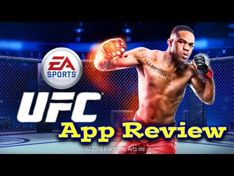EA SPORTS™ UFC®: App Review (iOS Gameplay)