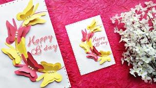 new year greeting card new year 2019 handmade greeting card how to make