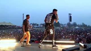 AKA And Anatii Joburg Live Performance