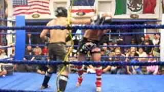 Team Florez Muay Thai(fight #2)