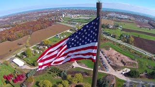 Acuity Flag - Worlds Tallest American Flag