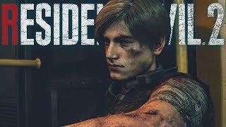 FINAL TYRANT BOSS FIGHT | Resident Evil 2 REMAKE - (Leon Ending)