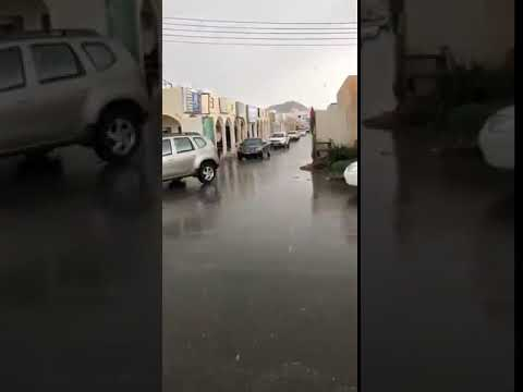 Video: Several parts of Sultanate receive rain